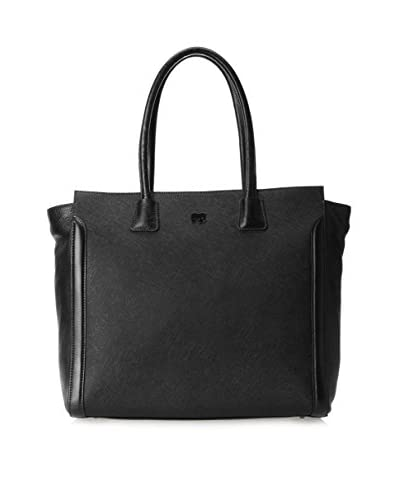 mywalit Women's Large Tote, Black