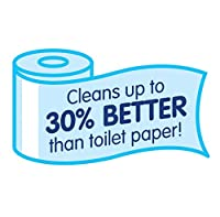 Kandoo Flushable Cleansing Kids Wipes for Travel, Sensitive, 42 Count (Pack of 12) from Kandoo