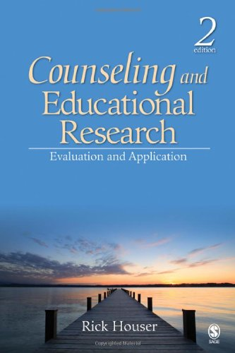 Counseling and Educational Research: Evaluation and...