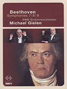 Beethoven: Symphonies Nos. 7, 8 And 9