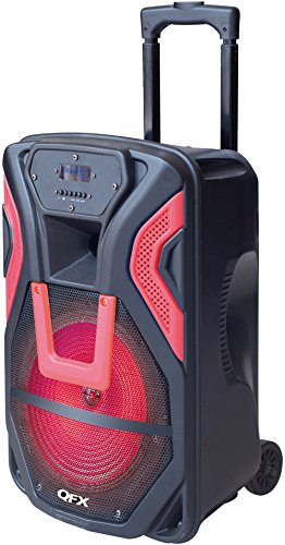QFX Bluetooth Speaker