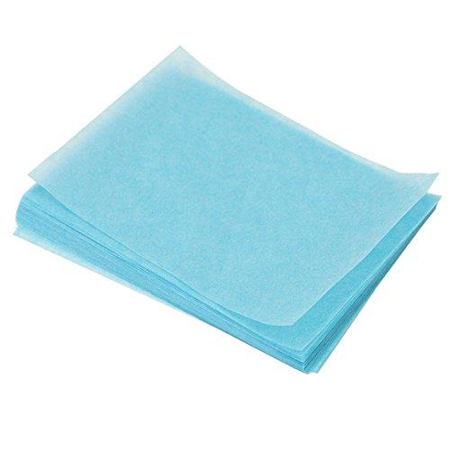 4 Paquets Feuille Matifiant Pr Nettoyage Papier Visage Facial Soin Oil Control