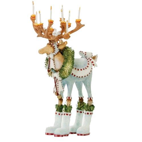 Department 56 Krinkles Reindeer Dasher Ornament