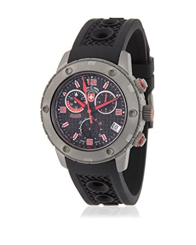 Swiss Military Reloj de cuarzo Man Rallye Gmt 44 mm