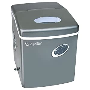 Edgestar IP210TI Titanium Portable Ice Maker