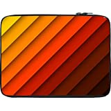 Snoogg Rotate Pattern 2434 12 To 12.6 Inch Laptop Netbook Notebook Slipcase Sleeve