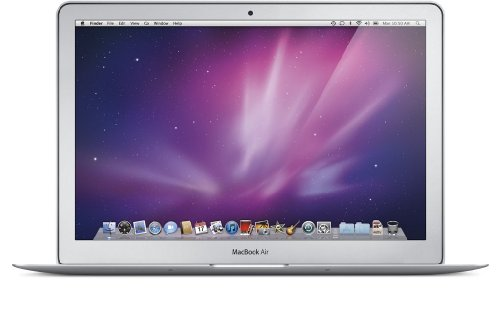 New MacBook Air 13 inch Laptop(Intel Core 2 Duo 1.86GHz, 2GB RAM, 256GB Flash Storage, NVIDIA GeForce 320M Graphics) - launched October 2010