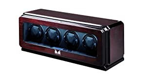 Volta 31-570042 Cambridge Wood Watch Winder
