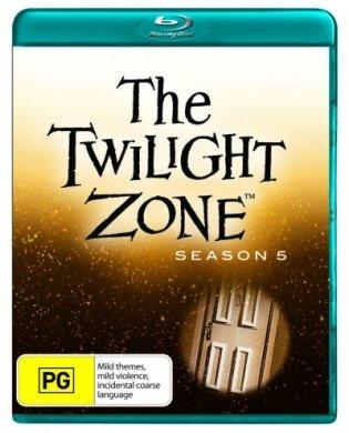 The Twilight Zone (Season 5) - 5-Disc Set ( The Twilight Zone - Season Five ) [ Blu-Ray, Reg.A/B/C Import - Australia ]