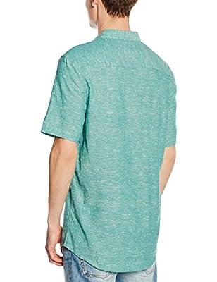 New Look Men's Texture Casual Shirt