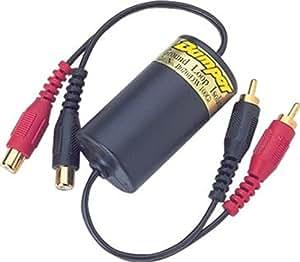 Bumper Ground Loop Isolator Noise Remover
