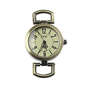8years1 bronzefarben quarz uhr zifferblatt ohne band inkl. Black Bedroom Furniture Sets. Home Design Ideas