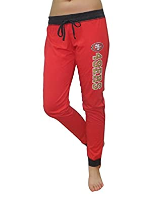 NFL Womens Team Logo Lounge / Yoga Pants - SAN FRANCISCO 49ERS