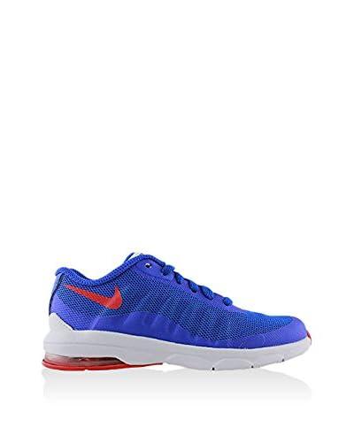 Nike Sneaker Air Max Invigor (PS) blau/schwarz/rot