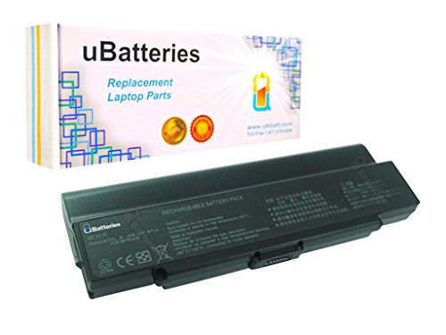 Click to buy UBatteries Laptop Battery Sony VAIO VGN-NR120E/T VGN-NR120E/W VGN-NR120Q VGN-NR120QS VGN-NR123E VGN-NR123E/S VGN-NR140E VGN-NR140E/S VGN-NR160E VGN-NR160E/S - 9 Cell, 6600mAh (Black) - From only $64.99