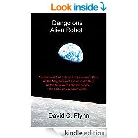 Dangerous Alien Robot (Search For the Alien God Book 2)