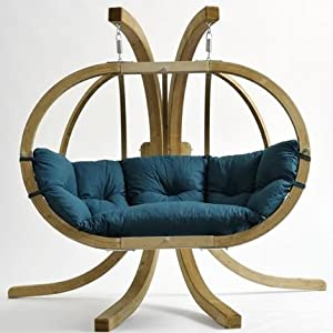 Globo 2 Seater Swing Seat - Hanging Chair - Weatherproof ...