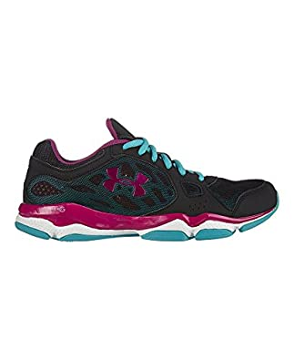 Under Armour Women's UA Micro G® Pulse TR Training Shoes 6.5 Black