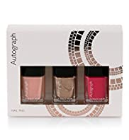 Autograph Ultimate Wear Nail Colour Gift Set