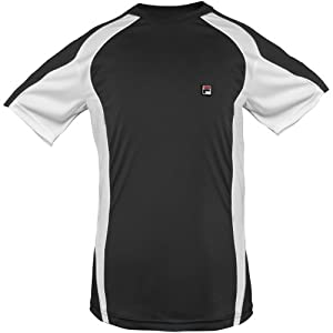 Fila Short Sleeve Tennis Crew Boys