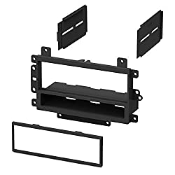 IMC Audio Double Din Dash Kit for Aftermarket Radio Installation for Geo GMC Honda Hummer Toyota