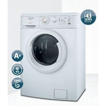 Electrolux Rex RWS106202W Lave linge 6 kg 1000 trs/min A+ Blanc