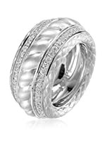 Joop! Anillo Joop S925 Twisted (Plateado)