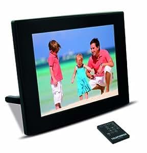 """Telefunken DPF9323 Cadre photo numérique 8"""" (20,3 cm) 2 Go Noir"""