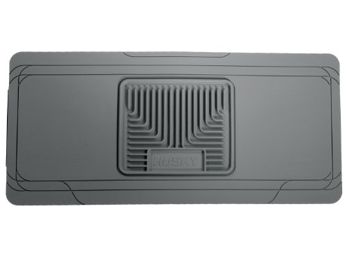 Husky Liners 53002 Semi-Custom Fit Heavy Duty Rubber Center Hump Floor Mat, Grey (96 Camaro Floor Mats compare prices)