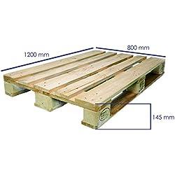 Palet Europalet EPAL nuevo para mueble