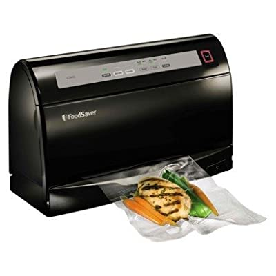 Foodsaver V3440 Vaccum-Sealing System with SmartSeal Technology by Foodsaver