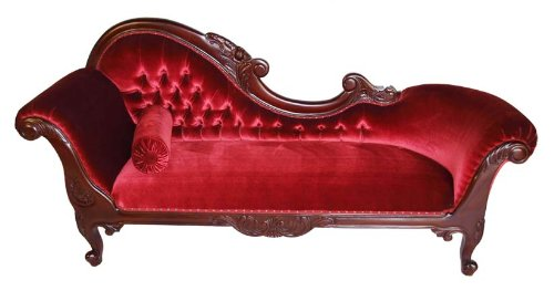 Extravagantes exklusives Chaiselongue Empire Sofa no10