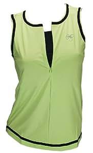 Asics Fitness Running Fitnes Sportshirt Ayami Tank Femmes 0439 Art. 420831 Taille M