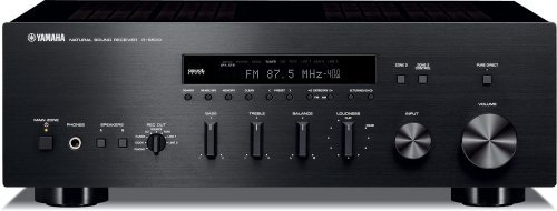 Yamaha RS500BL Stereo Receiver (Certified Refurbished)