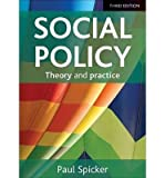 img - for BY Spicker, Paul ( Author ) [{ Social Policy: Themes and Approaches - Third Edition By Spicker, Paul ( Author ) May - 15- 2014 ( Paperback ) } ] book / textbook / text book