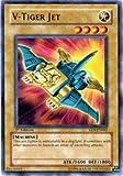 Yu-Gi-Oh! - V-Tiger Jet (EEN-EN002) - Elemental Energy - 1st Edition - Common