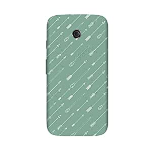 Arrows Case for Motorola Moto E (1st Gen)