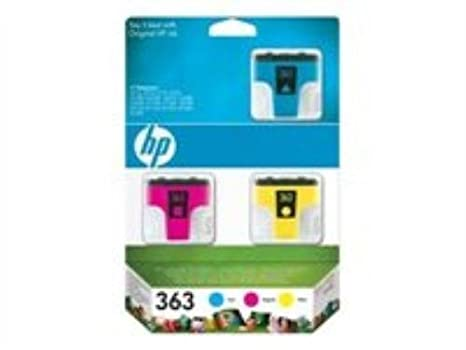 HP Ink 3-Pack Color 3,5ml Pages 450 ( No. 338 ), CB333E (Pages 450 ( No. 338 ))