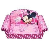 Spin Master Marshmallow Disney Minnie's Bow-Tique Flip-Open Sofa