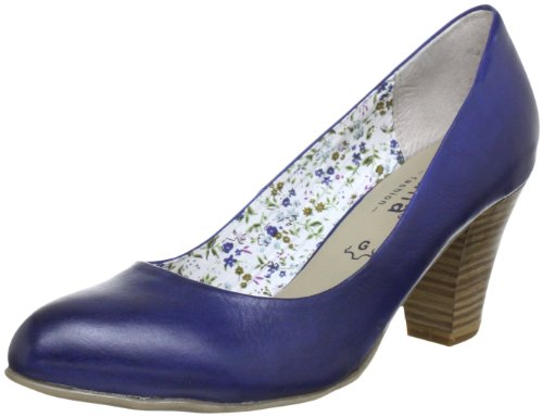 Jana Jana Fashion Pumps Women blue Blau (NAVY 805) Size: EU 40 (UK 6.5) (US 6.5)