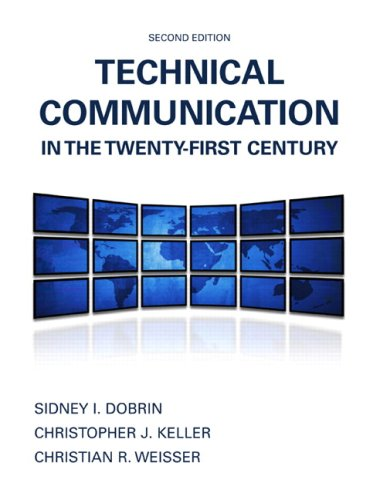 Technical Communication in the Twenty-First Century (2nd...