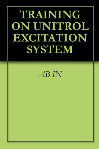 Training On Unitrol Excitation System