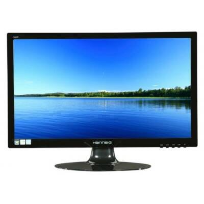 Hanns G HL249DPB 23.6 1080p LED Widescreen Monitor 5ms 1000:1 DVI/VGA