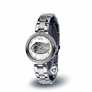 NCAA Charm Watch Silver by Rico Tag