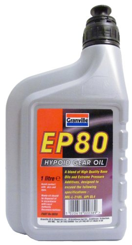 Granville 0038A 1L EP80 Hypoid Gear Oil