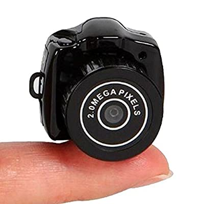 TOTO?NEW HOT New Smallest Mini Camera Camcorder Video Dv Dvr Hidden Web Cam