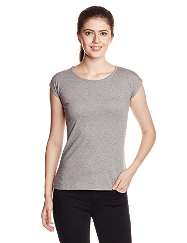 Style-Quotient-By-NOI-Womens-Plain-T-Shirt