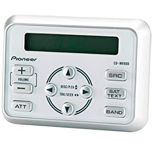 Pioneer CD-MR80D Marine Wired Remote