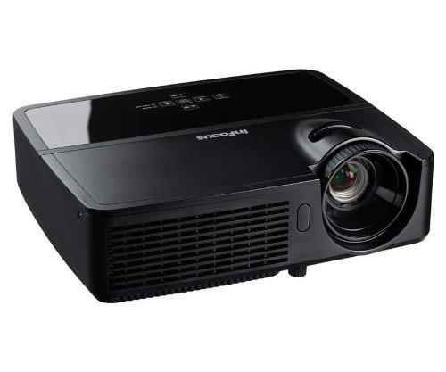 Infocus 3D Ready Dlp Projector - 720P - Hdtv - 4:3 - 1024 X 768 - Xga - 15,000:1 - 3500 Lm