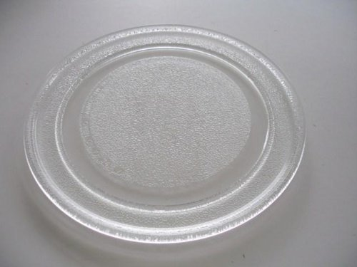 Qualtex Glass Plate For Panasonic Microwave Ovens - 245 Mm / 9.5